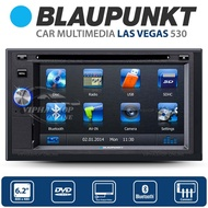 "BLAUPUNKT LAS VEGAS 530 6.2"" Double DIN Car CD, DVD, Bluetooth Multimedia Stereo Player"