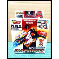 Crash B-Daman Sws System - Justice Ifrit Takara