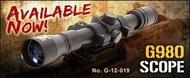 [雷鋒玩具模型]-98K 專用瞄具 狙擊鏡  (鋼珠  pcp 折槍 鋼珠 鉛彈 co2 喇叭彈 )