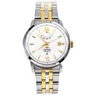Orient Analog Automatic Two Tone Watch SEJ02001W EJ02001W