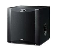 【金亞家電】Yamaha 山葉 NS-SW300 超重低音喇叭 (木紋黑)