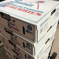 加州櫻桃5公斤裝八台斤