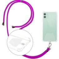โทรศัพท์มือถือสำหรับ Iphone 12คอ Lanyard สายคล้องคอ Squishy สำหรับสายคล้องคอ Lanyard คีย์ Lanyard แขวนโทรศัพท์