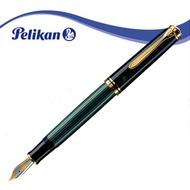 Pelikan 百利金 PL-M400 綠條紋鋼筆