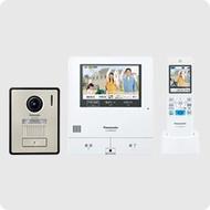 日本公司貨 國際牌 Panasonic【VL-SWD505KF】視訊門鈴 5吋 廣角 SD卡 智能手機 防災連動 過年不打烊