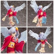 公仔 手辦 模型 Angel Beats 天使的心跳 立華奏 天使 和服 1/8 盒裝手辦