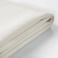 IKEA GRÖNLID 雙人座沙發床布套, inseros 白色