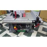 【泵浦五金】REXON 力山 BT2508RC (簡配)桌上型 圓鋸機 附10吋 木工鋸片