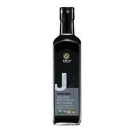 喜樂之泉有機黑豆醬油500ml