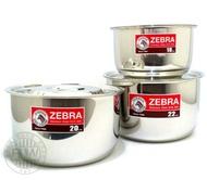ZEBRA斑馬牌INDIAN印加調理湯鍋 ㊣304不銹鋼調理鍋 電鍋內鍋