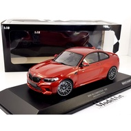 1:18 Minichamps BMW M2 Competition 2019(F87) 橘『現貨』
