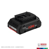【BOSCH 博世】超核芯鋰電池(ProCORE 18V 4.0Ah)