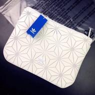 Dd Adidas Originals Adidas Clover Issey Miyake Clutch Bag White