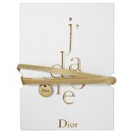 Dior 迪奧 J adore Shine Shine自信緞帶手鍊(金色)
