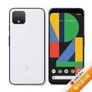 【快速出貨】Google Pixel 4 6G/64G 5.7吋智慧手機 (就是白)(展示機)【拆封福利品A級】