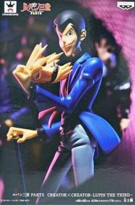 ◆時光殺手玩具館◆ 現貨 景品 Banpresto creator x creator 造型師 寫真家 魯邦三世 魯邦 A款
