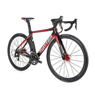 TWITTER Sniper 2.0 R2000 ultralight carbon fiber disc brake road bike racing 16 speed Aero Bike