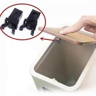 10x Brabantia Replacement Catch Compatible Touch Lid Latch Bin Toilet Door Lock Can Lock Switch Lock Repair Door Clip Trash Household J1G4