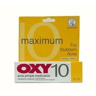Maximum OXY10 Lotion 10g