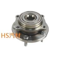HS汽材 三菱 GRUNDER 2.4 04-/台灣製造全新品/前輪軸承含哈夫 哈伕