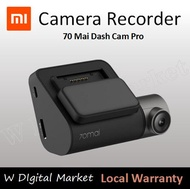 [Xiaomi 70 Mai Pro]1080P Full HD Wireless Car Recorder Camer Mini Smart WiFi
