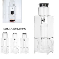 Glass Coffee Cold Drip Water Drip Coffee Maker Reusable Glass Filter  Espresso Coffee Dripper Pot Ice Cold Brew Coffee M