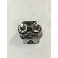 白鐵 4mm(5/32) 美式鋼索夾 不鏽鋼304 固定夾 鋼繩夾 鋼索夾 單個