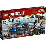 【LEGOVA樂高娃】LEGO 樂高 NINJAGO 忍者 71699 雷霆突擊隊 下標前請詢問