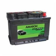 Amaron Pro Din 74 (European) Automotive Car Battery