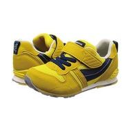 日本 MOONSTAR 機能童鞋-HI系列穩定機能款-運動鞋-黃色(14-17cm)