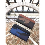 COACH 75099 Men's Wallet Long Wallet