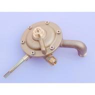 【贈2個止水墊片】全銅製 莊頭北 長柄水盤 熱水器水盤 - 無洩壓