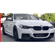 J&H... BMW F30 m performance 前下巴