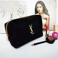 專滾贈品-YSL收納化妝包