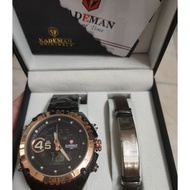 kademan (original) men watch Rm220