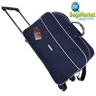 BagsMarket กระเป๋าเดินทาง 20 นิ้ว Cando กระเป๋าถือ กระเป๋าล้อลาก กระเป๋าสะพาย 20 นิ้ว Code F646420