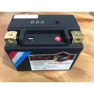 改裝摩托車專用4號磷酸鋰鐵電池