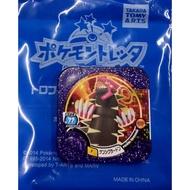神奇寶貝 tretta 紫閃p卡 固拉多(全新未使用)
