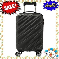SALE!!! กระเป๋าล้อลาก รุ่น H070 สีเทาเข้ม ขนาด 20 นิ้ว  แบรนด์ของแท้ 100% หมวดหมู่สินค้ากลุ่ม กระเป๋าเดินทาง ใบเล็ก กลาง ใหญ่ พอดี กระเป๋าล้อลาก