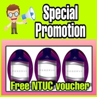 ❤️Free $10 NTUC voucher❤️3 Boxes Authentic Singapore Jeunesse Reserve fruit blend❤️