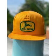 Vintage Cap /Hat USA John DEER K-BRAND Original Bukan Custom