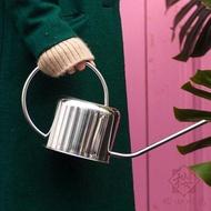 噴壺多肉澆花水壺家用灑水壺304不銹鋼澆水壺園藝