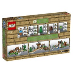 樂高LEGO 我的世界21135 建造箱子2.0 MineCraft
