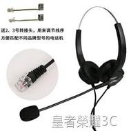 艾特歐 A100D雙耳電話耳麥客服 話務員耳機 思科AVAYA話機耳機