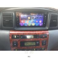 豐田各車系 ALTIS VIOS WISH YARIS ae86 PREVIA 7吋汽車音響安卓主機 觸控螢幕 衛星導航