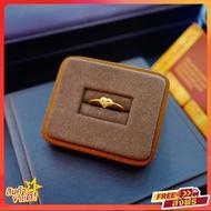 ส่งฟรี 💖 แหวนทองคำแท้ 0.4 กรัม เลือกลายในแชท ทองแท้ 96.5% ขายได้ จำนำได้ มีใบรับประกัน แหวนทอง แหวนทองคำแท้ 💒 มีเก็บปลายทาง