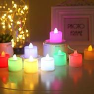 [Hare.D] LED 電子蠟燭燈 求婚 告白神器 氣氛燈 浪漫 無煙蠟燭燈 小夜燈