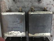 美國Sangamo 油質電容 10uF 600VDC