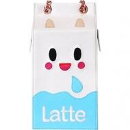 (Tokidoki) Tokidoki Sweet Gift Collection Latte Milk Carton Crossbody Bag-