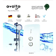 AVOLTA Double Knob Instant Water Heater SIN-WH13-A
